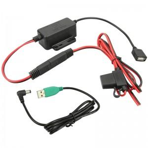 Chargeur convertisseur GDS™ USB femelle (Type A)