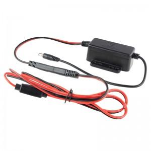 Chargeur filaire modulaire GDS ® 20-60VDC avec connecteur mâle DC 5.5mm