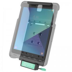 """Berceau d'accueil  technologie GDS® pour  Samsung Galaxy Tab S3 9.7"""""""