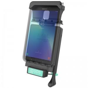 Berceau d'accueil sécurisé à clé technologie GDS® pour Samsung Galaxy TAB Active2