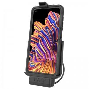 Berceau RAM ® pour Samsung XCover Pro avec OtterBox uniVERSE