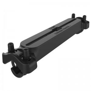 RAM ® Tough-Track ™ - Rail de 30.48 cm pour tubes, de 1.59 cm à 3.175 cm.