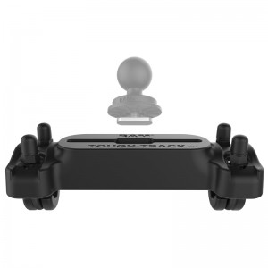 RAM ® Tough-Track ™ - Rail de 17.78 cm pour tubes, de 1.59 cm à 3.175 cm