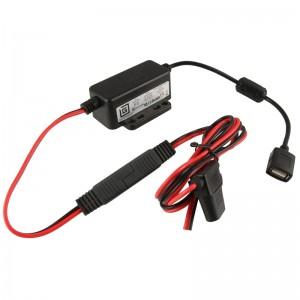 Chargeur modulaire 10-30 V GDS ® avec connecteur USB femelle (Type A)