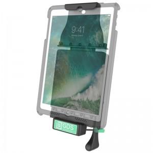 """Berceau d'accueil sécurisé à clé technologie GDS® pour Apple iPad Pro 10.5"""""""