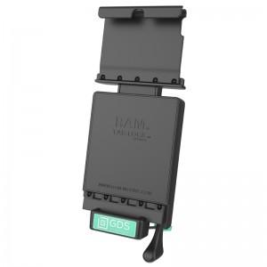 Berceau d'accueil sécurisé à clé technologie GDS® pour tablette Samsung Tab S5e & Tab A 10.1 (2019)