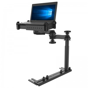 Support universel pour ordinateur portable RAM® No-Drill ™ avec configuration inversée