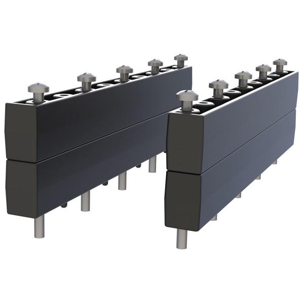 RAM-HOL-TAB-RISER2U